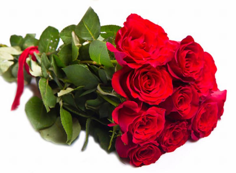 Favoloso LAC.ME Shop - Mazzo di 12 rose rosse BK02